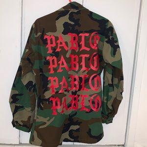 Jackets & Blazers - Pablo Camo Jacket